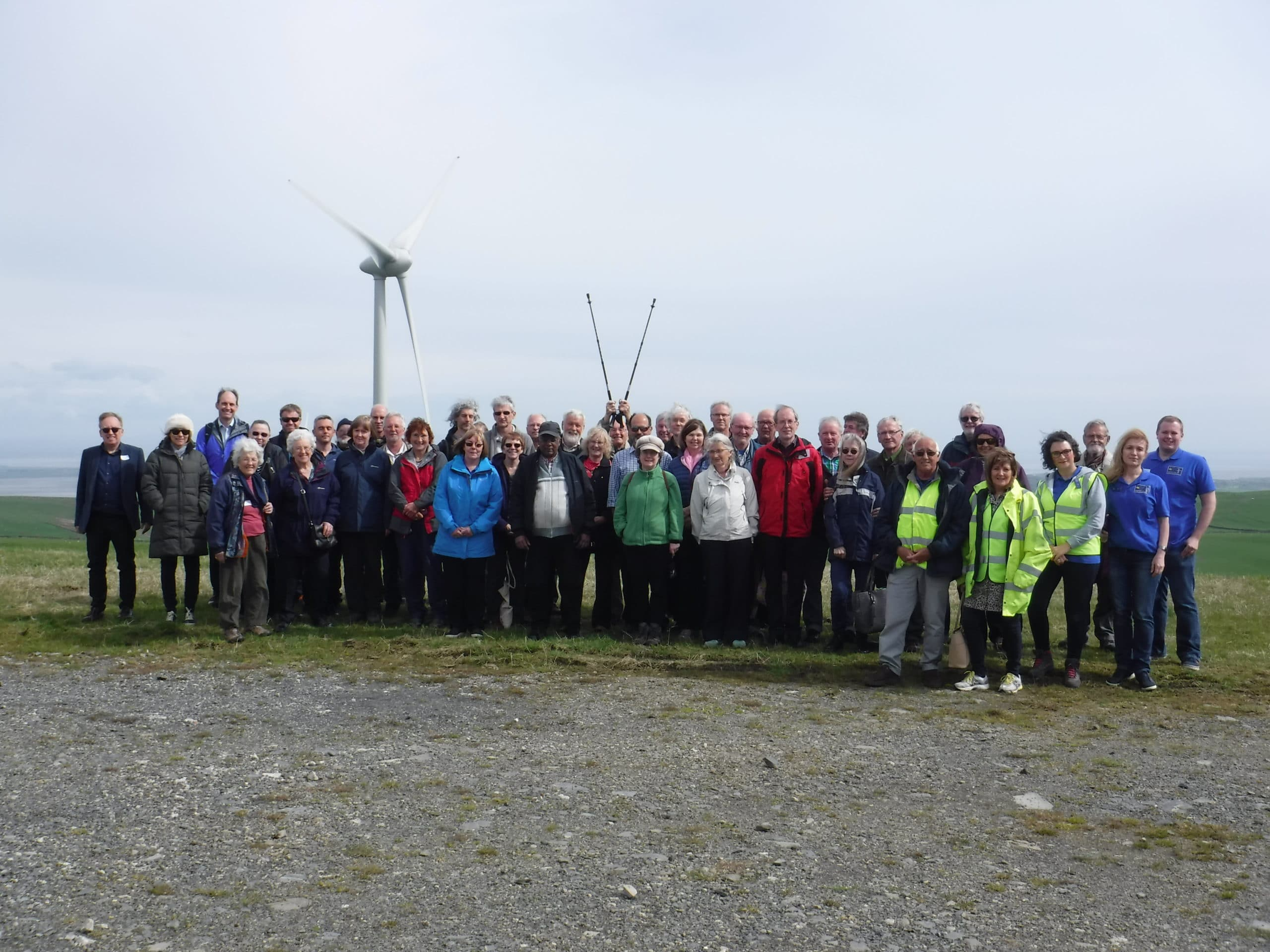 Mean Moor Wind Site post