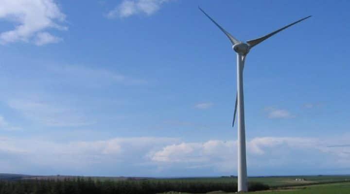 Boyndie Wind site page