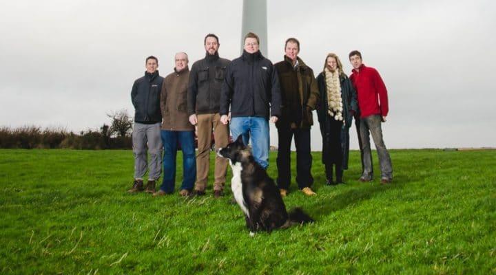 Drumlin Wind Site Post