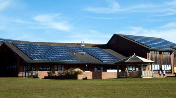 Schools Solar sites post