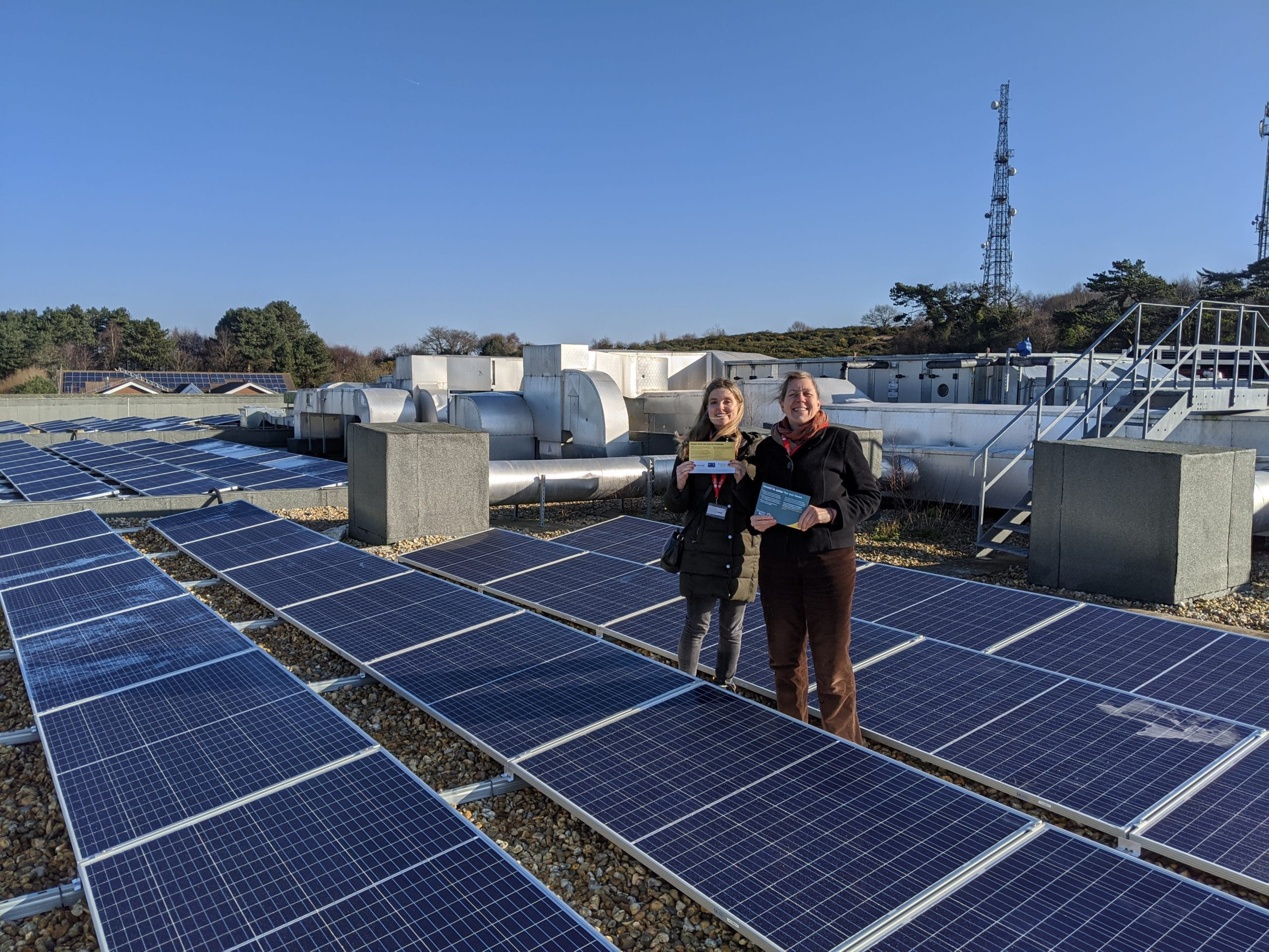 Energise South Solar sites page