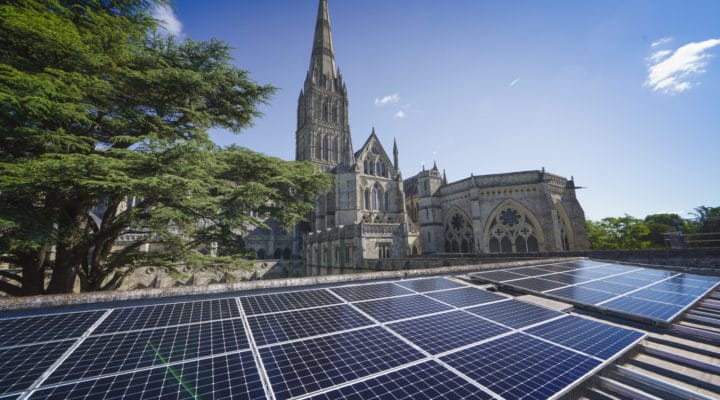 Salisbury Cathedral press release