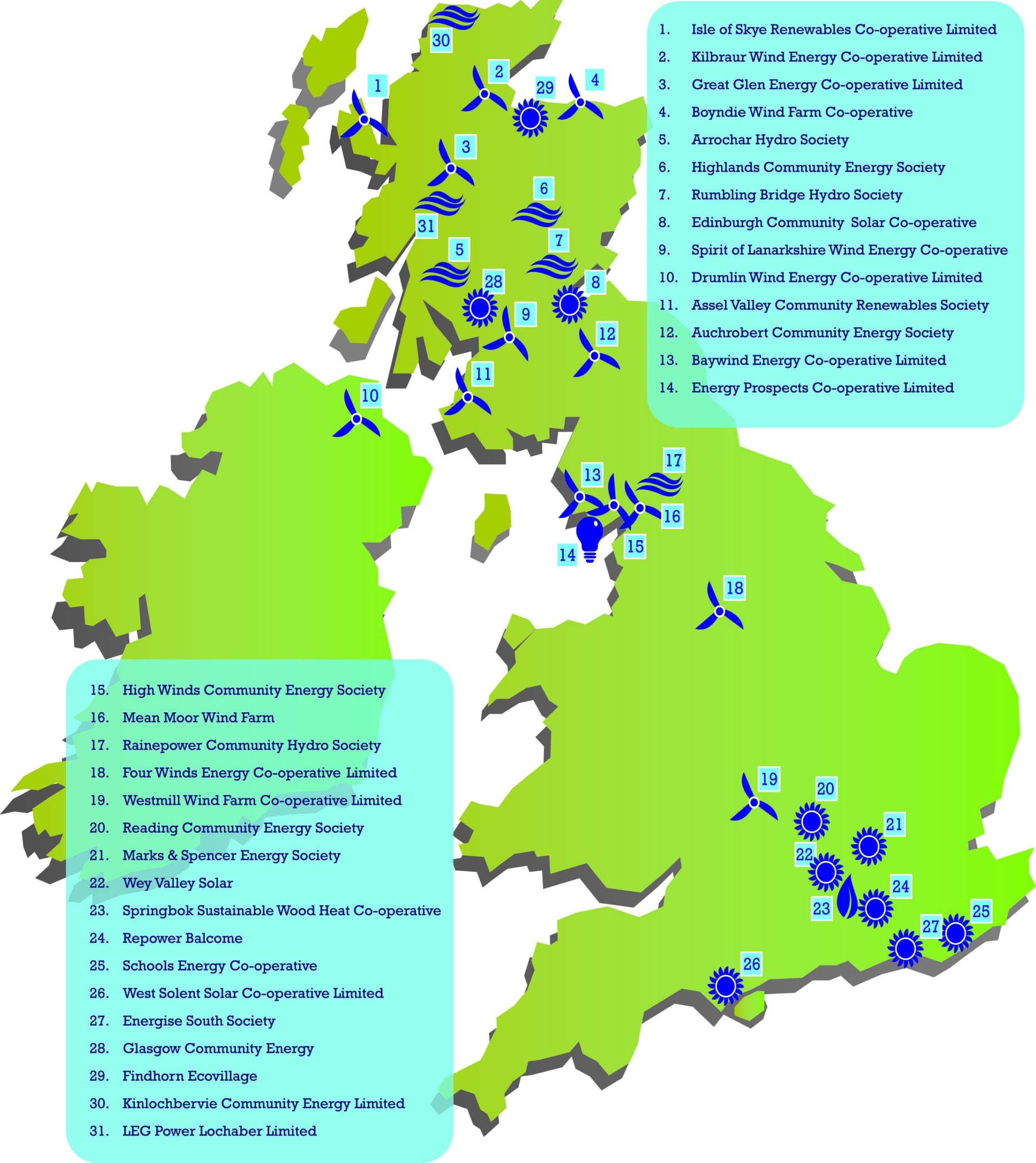 2021 co-op map